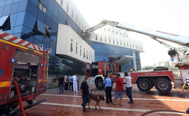 Gunmen Attack Headquarters Of Libya National Oil Firm, Two Dead
