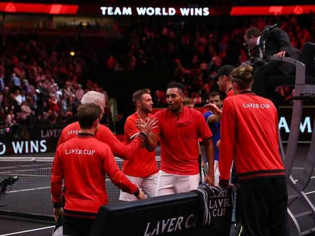 Laver Cup: Team World Storms Back To Cut Europes Lead