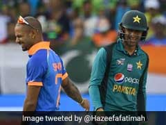 "Watch: Indian Fans Call Shoaib Malik ""Jiju"", Pakistan All-Rounder Surprises Them"