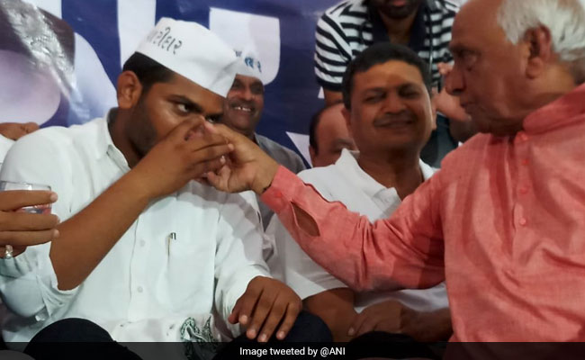 'Who Offered Water To Hardik Patel?' Question In Gujarat Clerk Exam