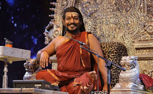 Nithyananda To Approach UN Over His Own 'Hindu Nation': Report