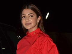 Anushka Sharma Looks Fabulous In A Red Outfit. Here's How You Can Get Her Look