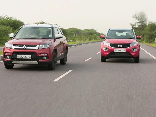 Video : Which Car Should I Buy? - Nexon AMT vs Vitara Brezza AMT & Creta vs Captur
