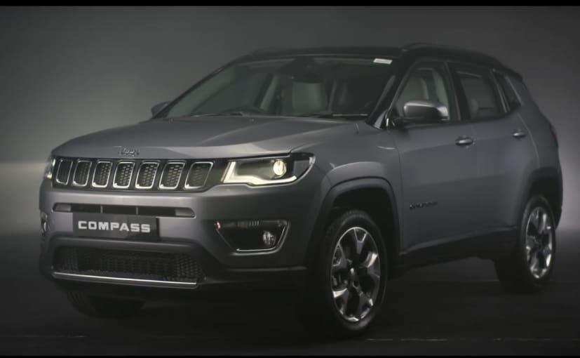 Jeep Compass Limited Plus Variant Launched In India Prices Start At