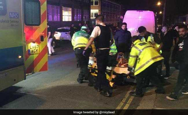 3 Injured As Car Hits Pedestrians Outside London Mosque In 'Hate Crime'