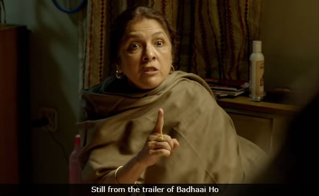 Neena Gupta Signed Badhaai Ho Without Even Reading The Script. Here's Why