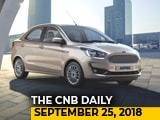 Video : Ford Aspire Facelift Bookings, TVS Star City +, Mercedes E-Class All-Terrain
