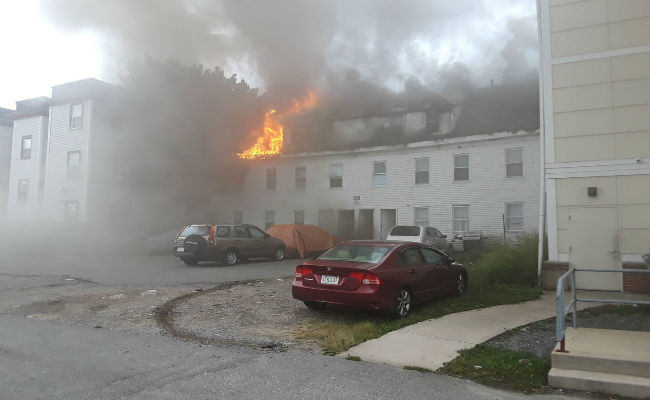 1 Dead, Hundreds Evacuated After Dozens Of Gas Explosions Near Boston