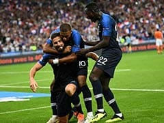 Nations League: Olivier Giroud Gets Winner As France Celebrate World Cup Homecoming