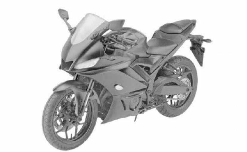 2019 Yamaha YZF-R3 Patent Images Leaked