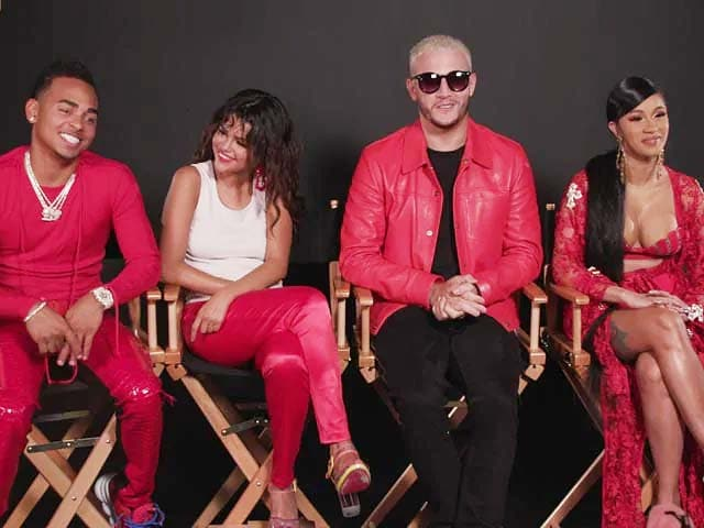 DJ Snake, Selena Gomez, Cardi B & Ozuna On Their New Track