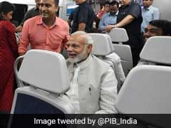 PM Modi's 18-Minute Metro Ride To Dwarka Event To Avoid Traffic Jam