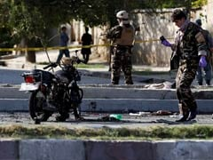 At Least Seven Killed In Blast Near Procession In Afghan Capital