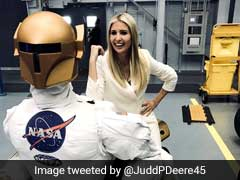 Ivanka Trump Spoke To Astronauts In Space. This Was Her Message