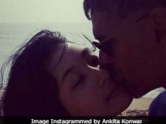 Milind Soman And Ankita Konwar's Loved-Up Pic Is Proof That 'Lovers Are In Each Other All Along'