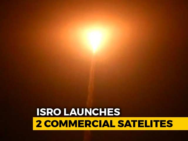 Video : ISRO's Commercial Arm Launches Two UK Satellites, Will Fetch Rs. 200 Crore