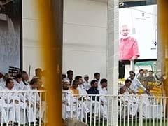 पेट्रोल-डीजल की कीमतों का विरोध : रामलीला मैदान में विपक्ष का मंच और चर्चा में PM मोदी की एक तस्वीर
