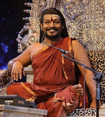 Couple Alleges Daughters Held At Self-Styled Guru Nithyananda's Ashram
