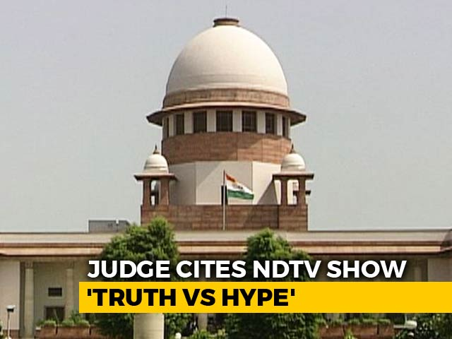 Video : Justice Chandrachud Cites NDTV In Dissenting View On Activists' Arrest