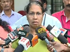 """Mistakes Happen"": Kerala Women's Panel Chief On MLA Accused Of Sex Abuse"