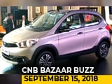 Video : Tiago NRG, Pawan Goenka Chat, Marazzo Pronunciation, Mercedes EQC