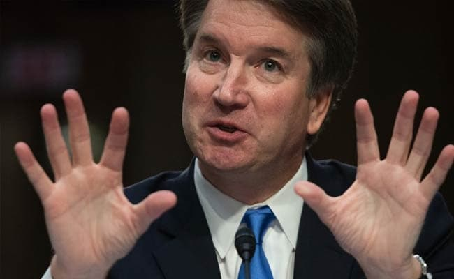 Second Woman Accuses US Top Court Nominee Of Sexual Assault: Report