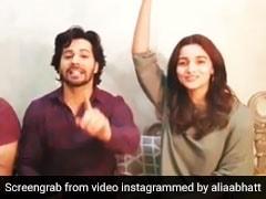 In <I>Sui Dhaaga</I> Challenge, A Thread-Off Between Alia Bhatt And Aditya Roy Kapur