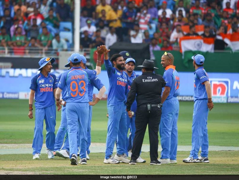 Asia Cup Preview: Upbeat India Wary Of Unpredictable Pakistan