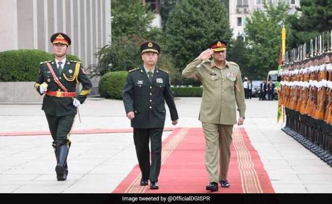 China, Pakistan Discuss Defence, Trade Corridor During ...