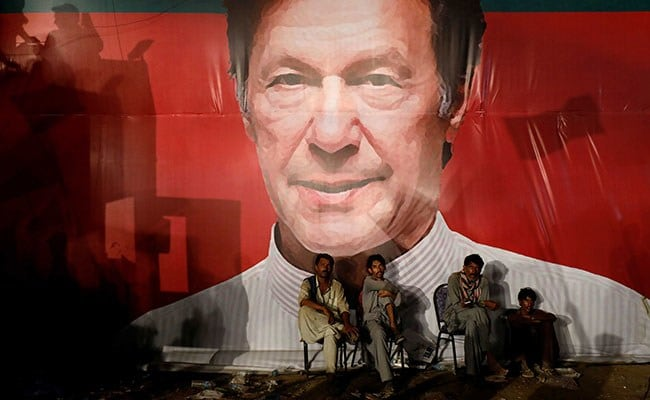 India 'arrogant' for cancelling rare meeting: Imran Khan
