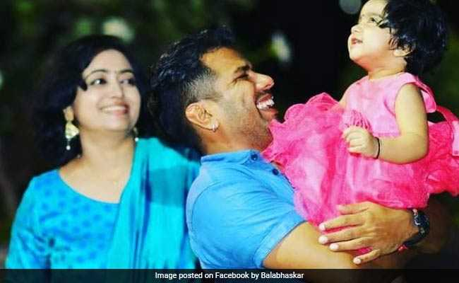Violinist Balabhaskar injured, daughter killed in auto accident