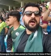Pakistani Man Sings Indian National Anthem at Asia Cup, Video Is Viral