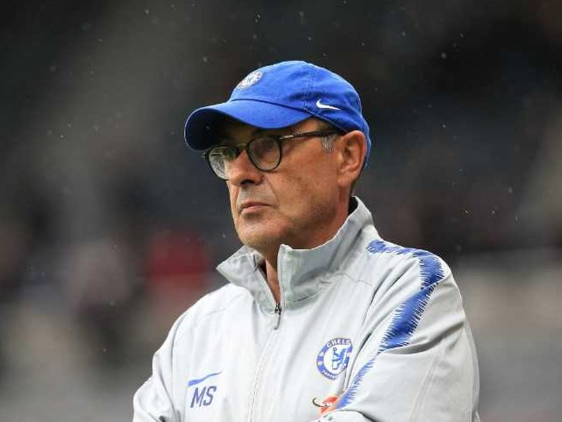 Maurizio Sarri Open To John Terry Return In Chelsea Coaching Role
