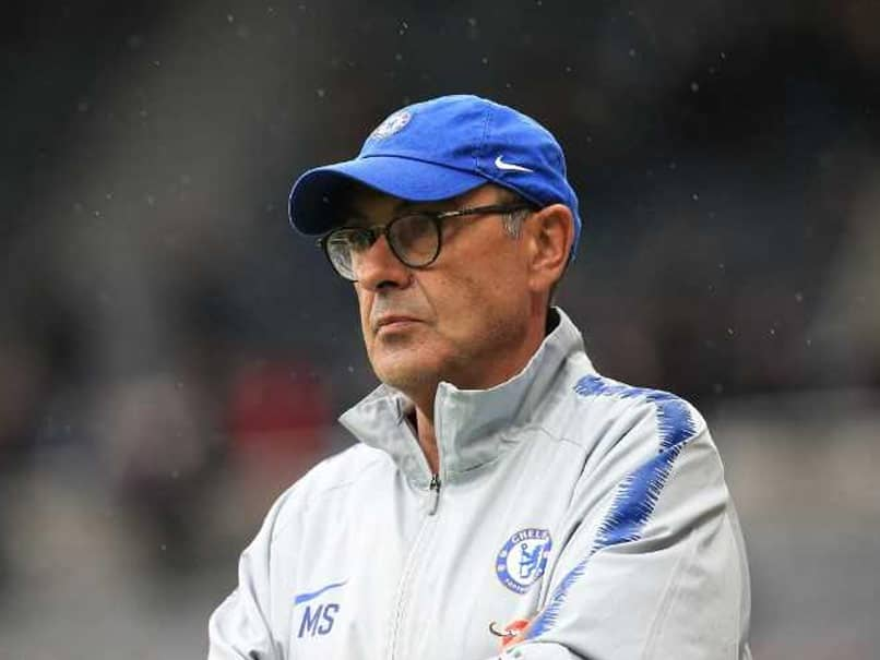 Maurizio Sarri Open To John Terry Return In Chelsea Coaching Role