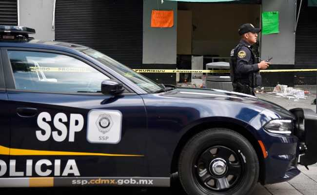 Gunmen Dressed As Mariachi Singers Kill 5 In Mexico City Tourist Plaza