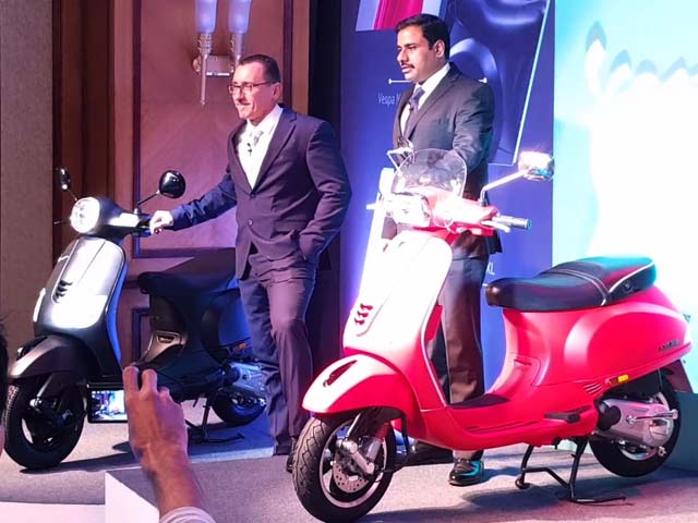 Video : 2019 Aprilia SR 150 And Vespa Range Launched In India