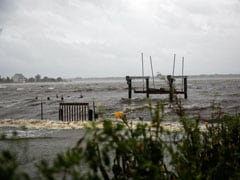Hurricane Florence Makes Landfall In US's North Carolina: Official
