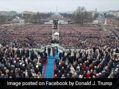 Photographer Admits He Edited Trump's Inauguration Pictures: Report