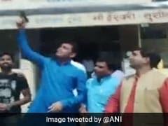 VIDEO: भोपाल में BJP नेताओं ने सड़क पर की खुलेआम फायरिंग, पार्टी ने दिया यह बयान...