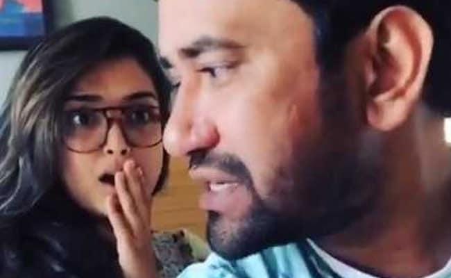 आम्रपाली दुबे ने कह दी ऐसी बात, निरहुआ ने भोजपुरी में यूं निकाला गुस्सा- देखें Video