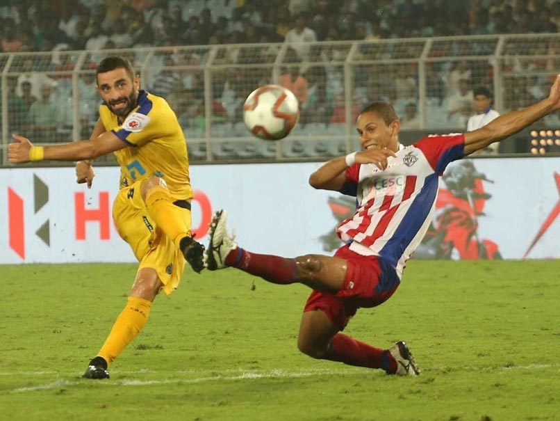 ISL: ATK Lose League Opener 0-2 Against Kerala Blasters