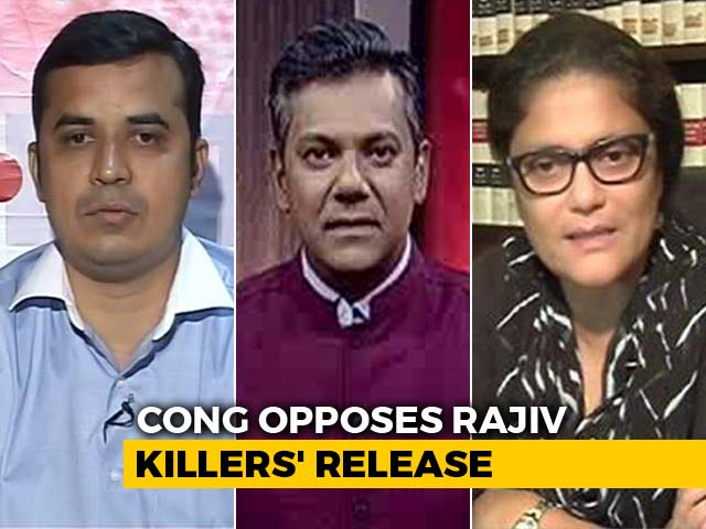 Video : Should Rajiv Gandhi's Killers Be Released?
