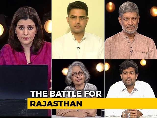 Video : Cow, 'Love Jihad' Dominate Rajasthan Campaign: Will Polarisation Trump Development?