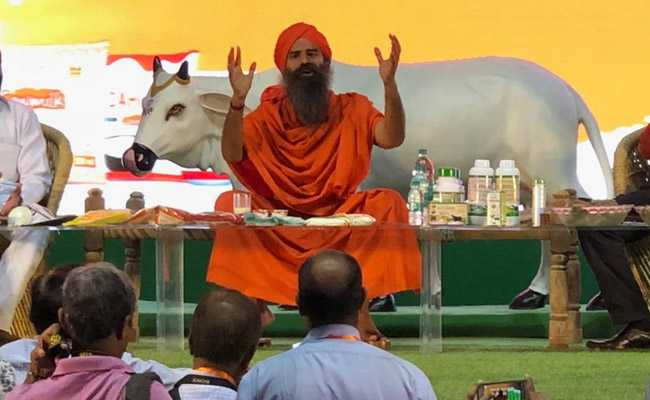 Patanjali Ties Up With Jharkhand Government To Market Organic Products