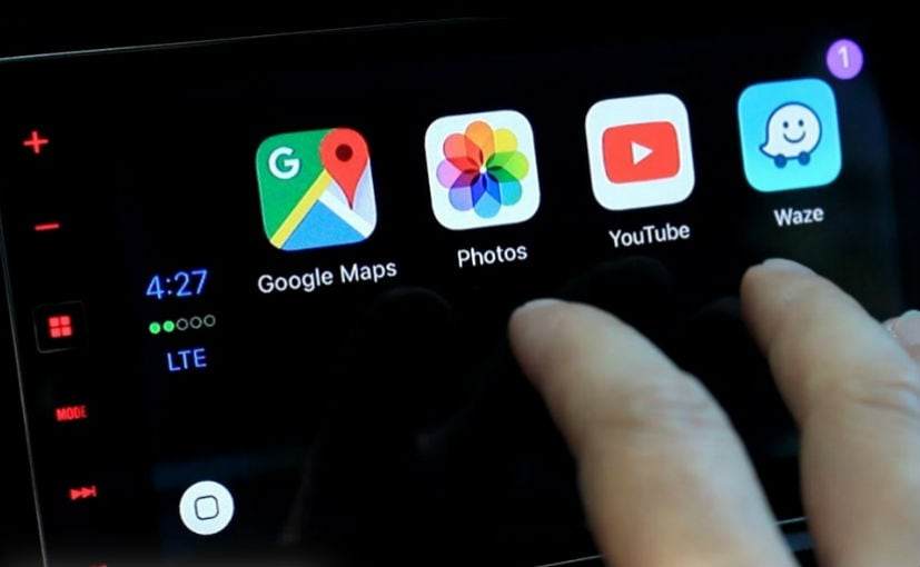 Third-party navigation apps including Google Maps, Waze and Here are now compatible with Apple CarPlay