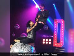 Milind Soman And Wife Ankita Konwar's Version Of 'Wrecking Ball' Will Make You ROFL