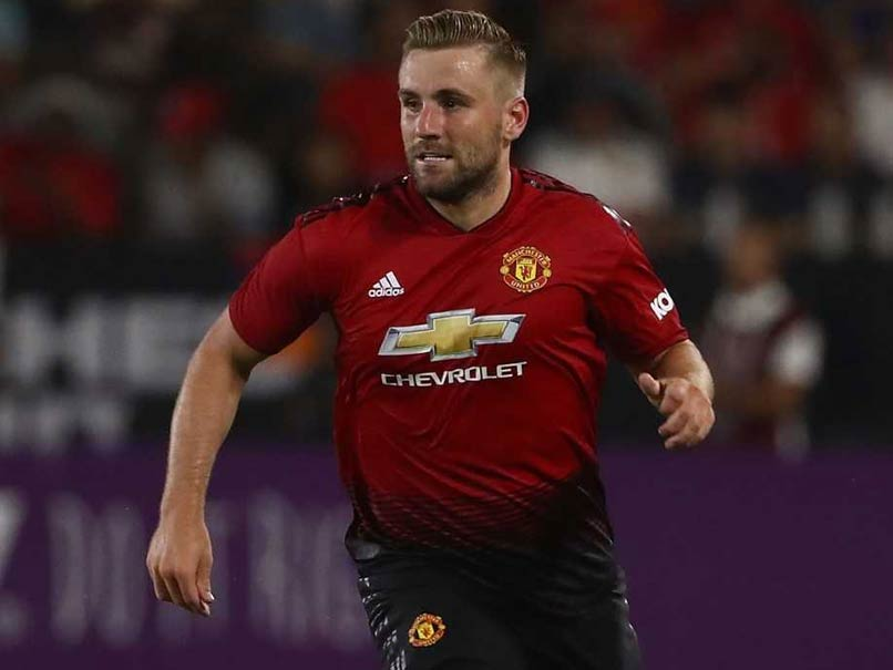 Luke Shaw Heading Back To Manchester United After England Concussion