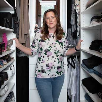This Organizer's Decluttering Method Isn't Easy. So Why Do Celebs Treat Her Like A Guru?