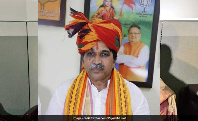 'Sex CD Morphed To Taint Chhattisgarh Minister': CBI