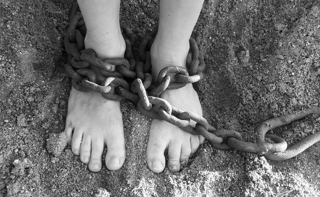 Almost A Third Of Human Trafficking Victims Are Children: UN Report